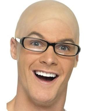 Kaal hoofd pruik