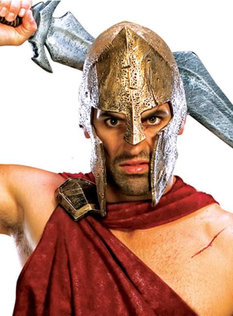 Přilba pro dospělé sparťan (300: Bitva u Thermopyl/Vzestup říše)