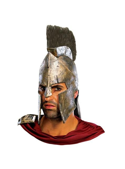 Capacete Rei Leónidas Deluxe 300
