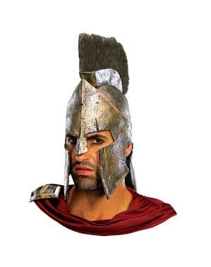 300 Deluxe kuninas Leonidas -kypärä