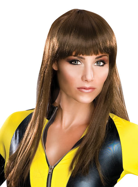 Watchmen Silk Spectre Adult Wig