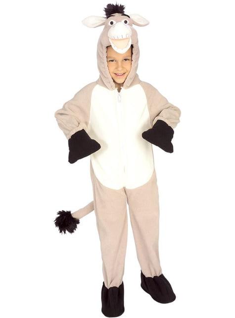 Shrek Esel Kostyme Småbarn