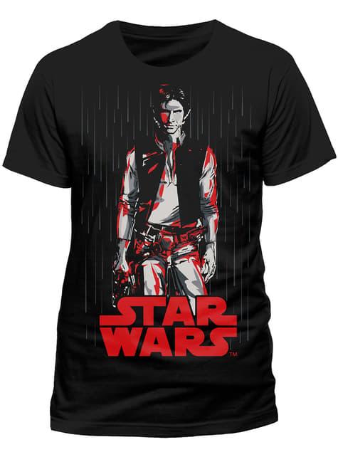 Camiseta de Star Wars Han Solo Tonal