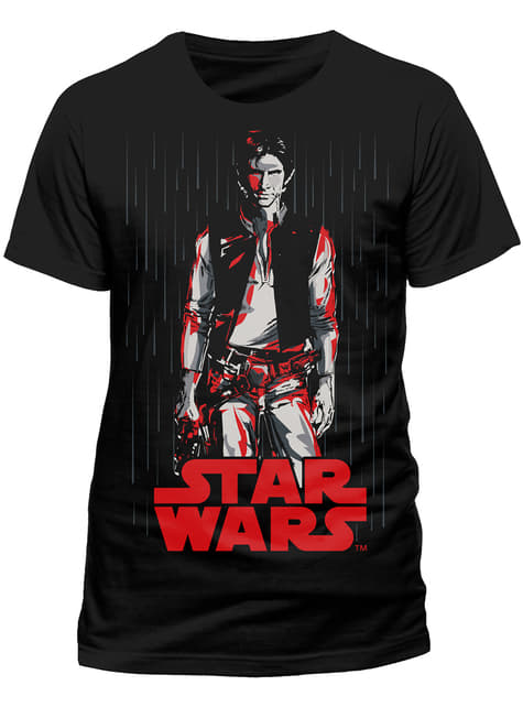 Star Wars Han Solo Tonal t-shirt