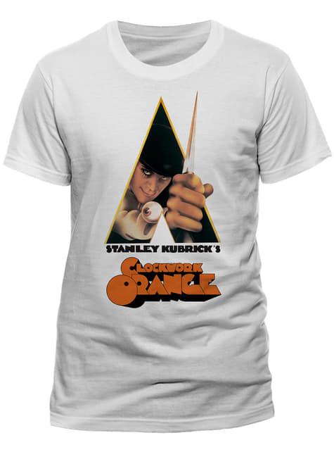 A clockwork orange kniv t-shirt