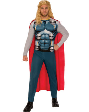 Disfraz de Thor basic para hombre
