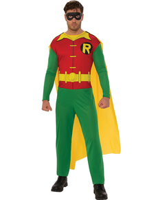 Disfraz de Robin basic para hombre