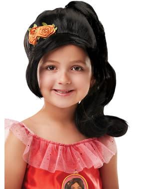 Parrucca di Elena di Avalor per bambina