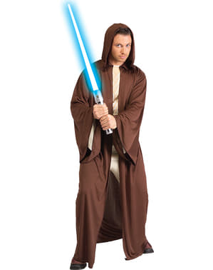 Tunika Jedi classic för vuxen