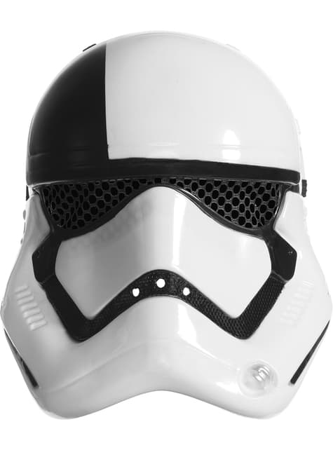 Máscara de Executioner Trooper Star Wars The Last Jedi para niño