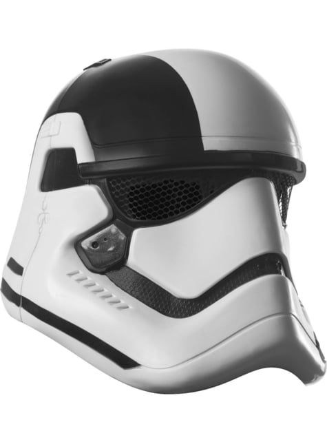 Casco de Executioner Trooper Star Wars The Last Jedi para niño