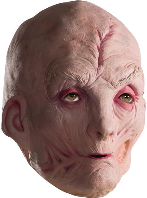 Masque suprême Leader Snoke Star Wars Les Derniers Jedi homme