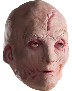 Máscara de Supremo Líder Snoke Star Wars The Last Jedi para hombre