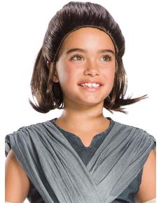 Peluca de Rey Star Wars The Last Jedi para niña
