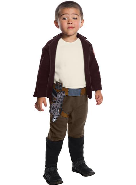 Disfraz de Poe Dameron Star Wars The Last Jedi para bebé