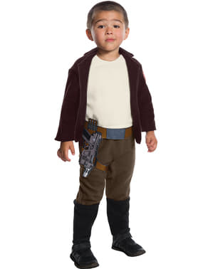 Poe Dameron Star Wars The Last Jedi kostume til babyer