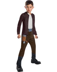 Disfraz de Poe Dameron Star Wars The Last Jedi para niño