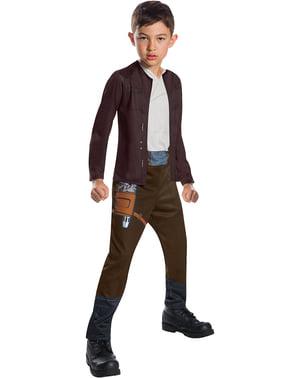 Fato de Poe Dameron Star Wars The Last Jedi para menino