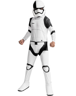 Costum Executioner Trooper Star Wars The Last Jedi pentru băiat