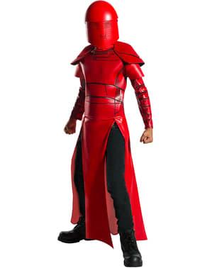Deluxe chlapčenský kostým Praetoriánsky strážca (Star Wars: Posledný Jedi)