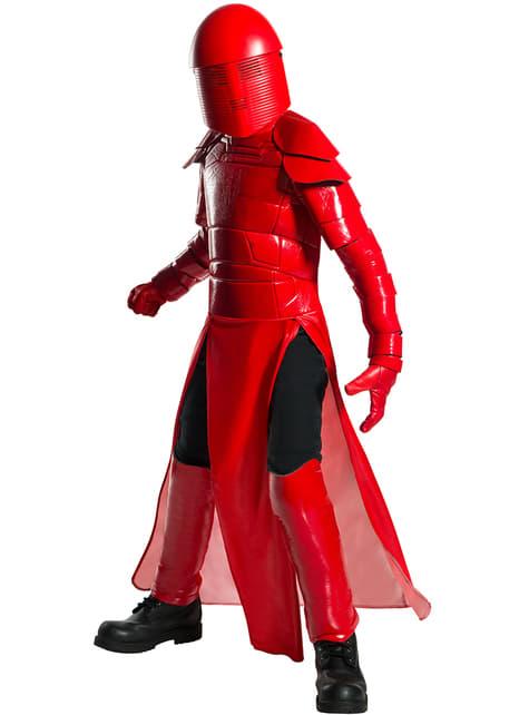Kostium super deluxe Strażnik Pretorianin Star Wars Ostatni Jedi dla chłopców
