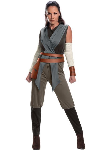 Fato de Rey Star Wars The Last Jedi para mulher