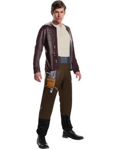 Disfraz de Poe Dameron Star Wars The Last Jedi para hombre