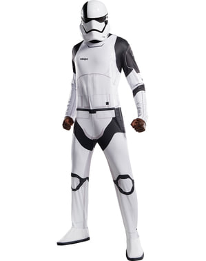 Fato de Executioner Trooper Star Wars The Last Jedi para homem