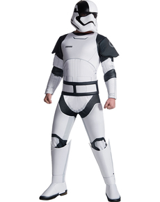 Disfraz de Executioner Trooper Star Wars The Last Jedi deluxe para hombre