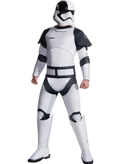 Executioner Trooper Star Wars The Last Jedi super deluxe costume for men