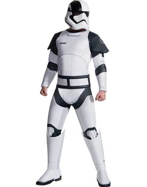 Pánský kostým klonový voják Star Wars: The Last Jedi (Hvězdné války: Poslední Jedi) super deluxe