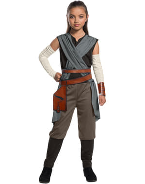 Déguisement Rey Star Wars fille - Les Derniers Jedi