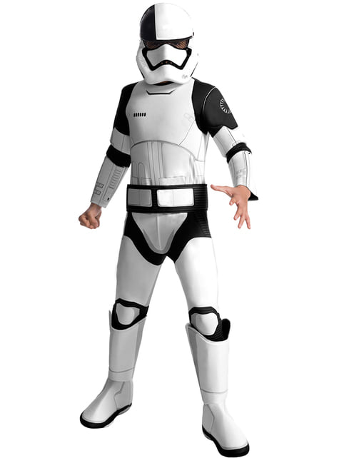 Executioner Trooper Star Wars The Last Jedi deluxe voor jongens