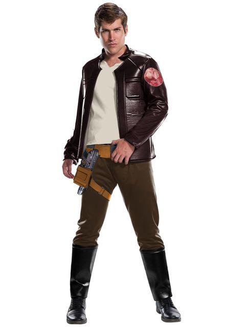 Kostium deluxe Poe Dameron Star Wars Ostatni Jedi dla mężczyzn