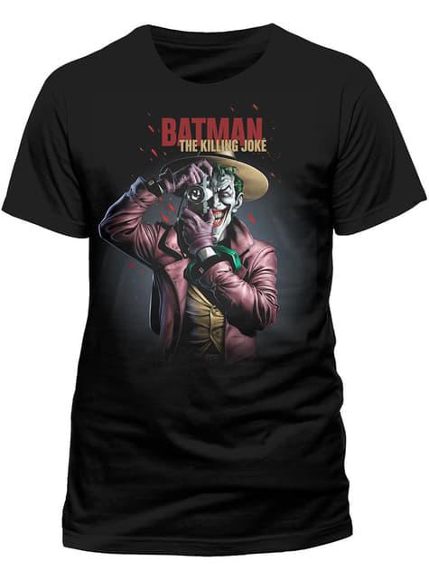 Joker Killing Joke t-shirt