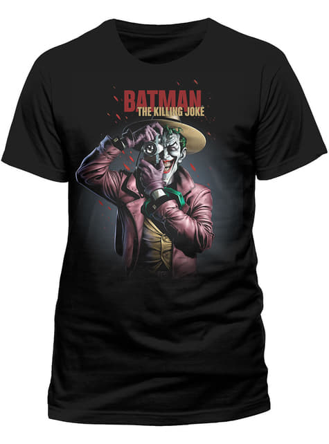 T-shirt de Joker Killing Joke