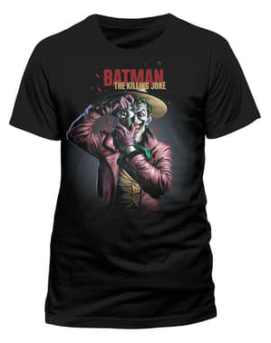 Joker killing joke t-shirt