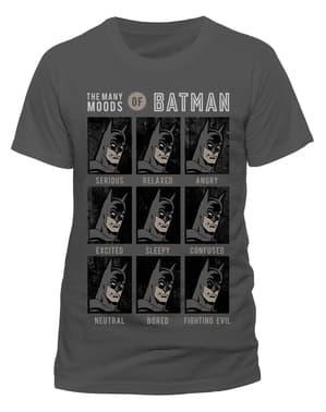 T-shirt de Batman Moods of Batman
