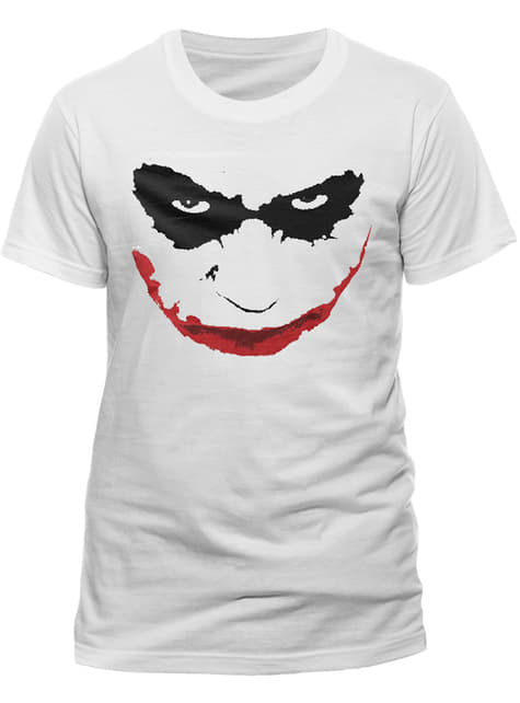 Camiseta de Joker Smile