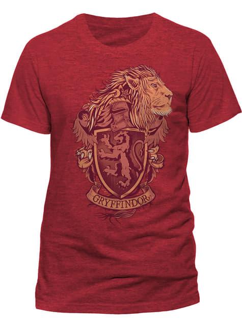 Pánské triko Harry Potter Nebelvír