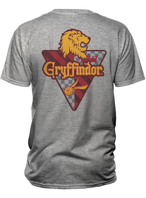 Camiseta de Harry Potter Casa Gryffindor para hombre