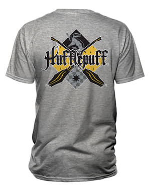 हैरी पॉटर हाफलपफ हाउस पुरुषों के लिए टी-शर्ट