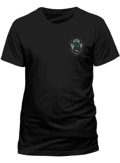 Haus Slytherin T-Shirt für Herren Harry Potter