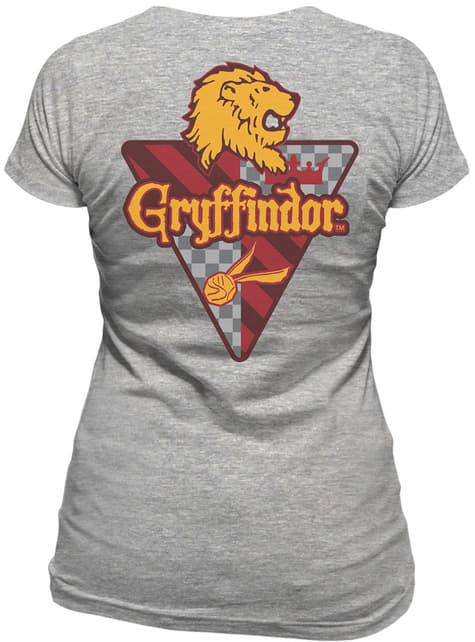 Camiseta de Harry Potter Casa Gryffindor para mujer