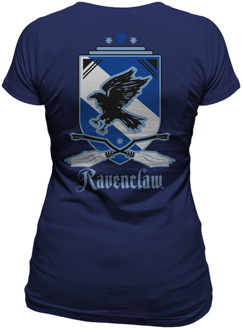 Camiseta de Harry Potter Casa Ravenclaw para mujer