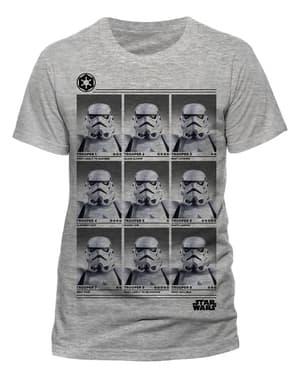 Camiseta de Star Wars Trooper Yearbook