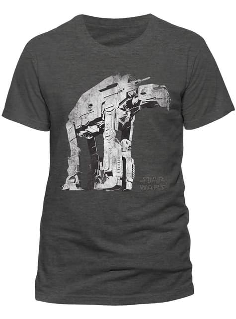 T-shirt Star Wars Épisode VIII Combat Walker