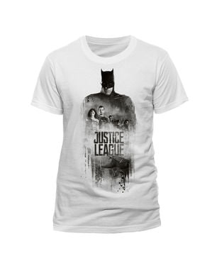 Justice League Batman Silhouette t-shirt