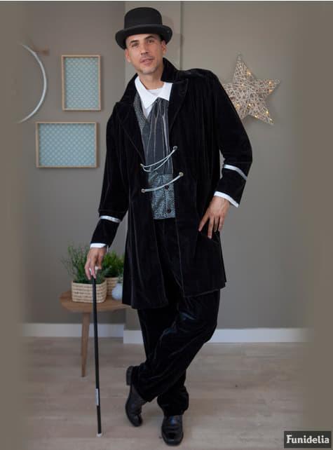 Charleston Gentleman Kostyme Voksen