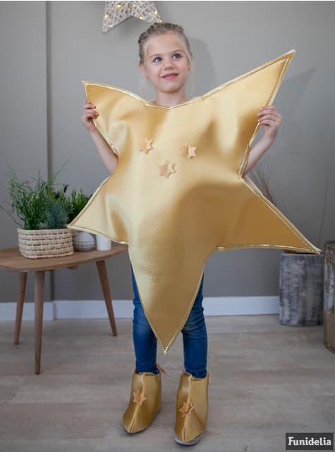 Disfraz de estrella para niña - niña